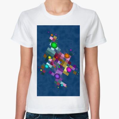 Классическая футболка Фантазия