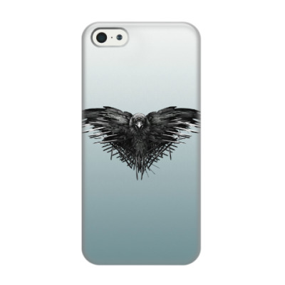 Чехол для iPhone 5/5s Игра Престолов: Ворон