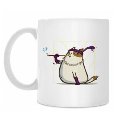 Кружка Кэтсби — Пятничный Котик №33