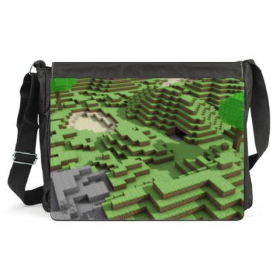 Сумка Minecraft (Майнкрафт)