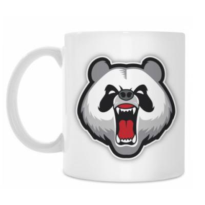 Кружка Angry Panda