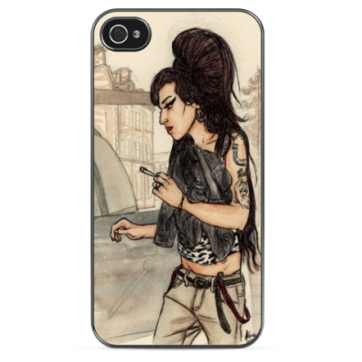Чехол для iPhone AMY WINEHOUSE