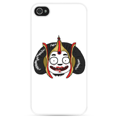 Чехол для iPhone Падмяша