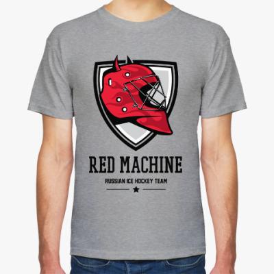 Футболка Red machine
