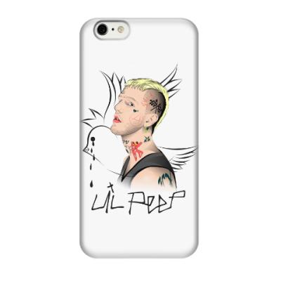 Чехол для iPhone 6/6s Lil Peep