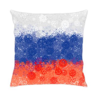 Подушка Флаг России
