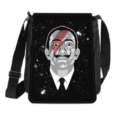 Сумка-планшет Сальвадор Дали Stardust