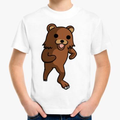 Детская футболка Педобир