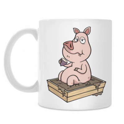 Кружка Funny Pig