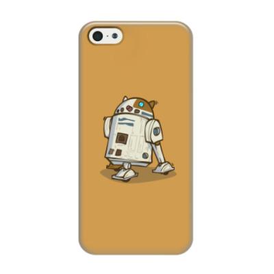Чехол для iPhone 5/5s R2C2 — Пятничный Котик №34