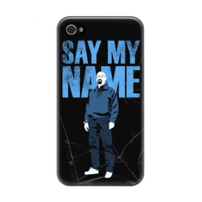 Чехол для iPhone 4/4s Heisenberg
