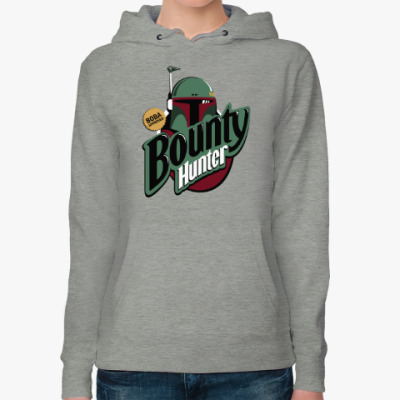 Женская толстовка худи Bounty Hunter