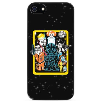Чехол для iPhone Star Wars