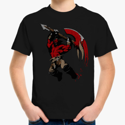 Детская футболка Axe