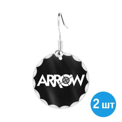 Серьги Arrow