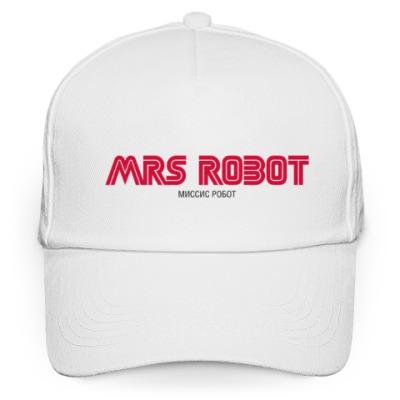 Кепка бейсболка Mr Robot - fsociety - E Corp