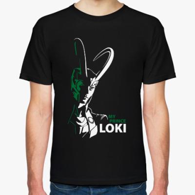 Футболка Prince Loki