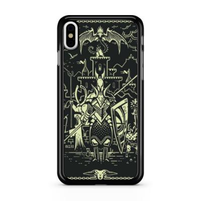 Чехол для iPhone Dark Souls