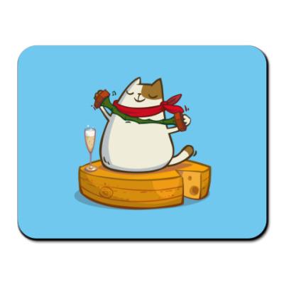 Коврик для мыши Франкот — Пятничный Котик №30