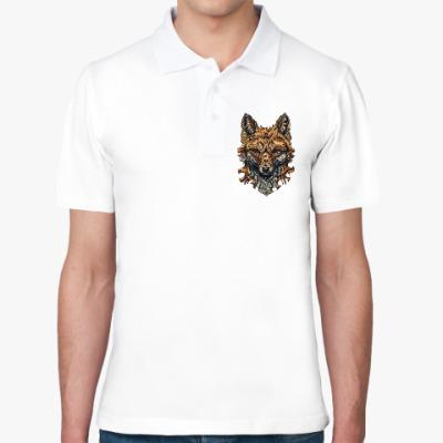Рубашка поло Mechanical Fox