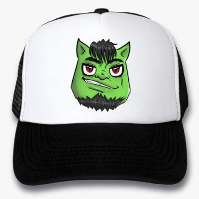Кепка-тракер Зелёный