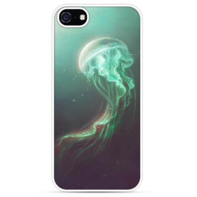 Чехол для iPhone Медуза