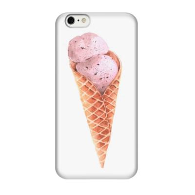Чехол для iPhone 6/6s Мороженое