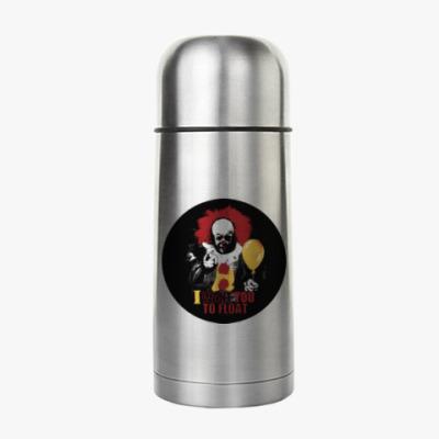 Термос Clown It by Stephen King