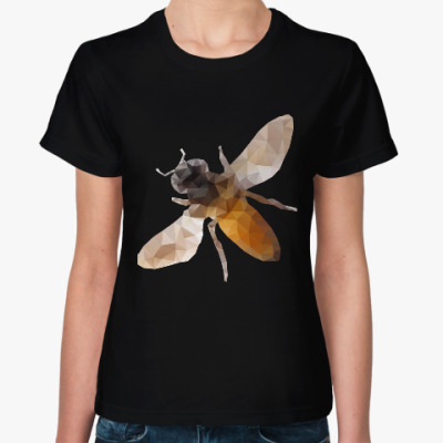 Женская футболка Пчела / Bee