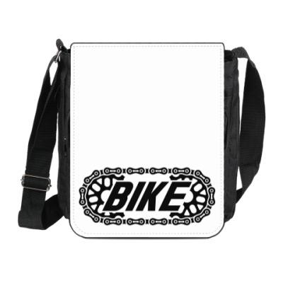 Сумка на плечо (мини-планшет) BIKE