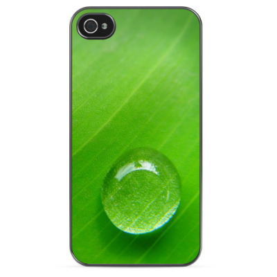 Чехол для iPhone Роса