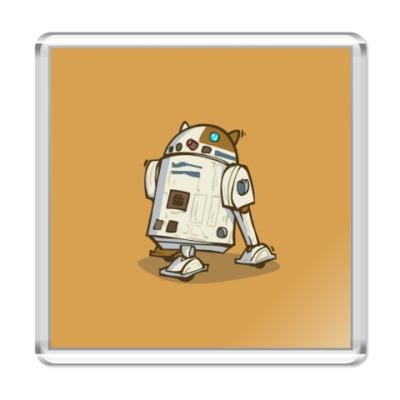 Магнит R2C2 — Пятничный Котик №34