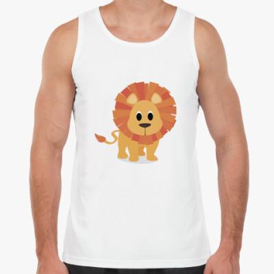 Майка Animals / Lion