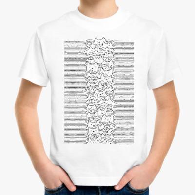 Детская футболка Cat Division
