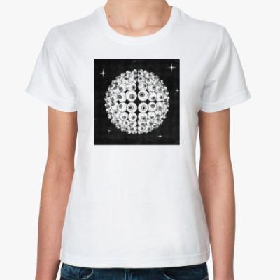 Классическая футболка Eyes ball