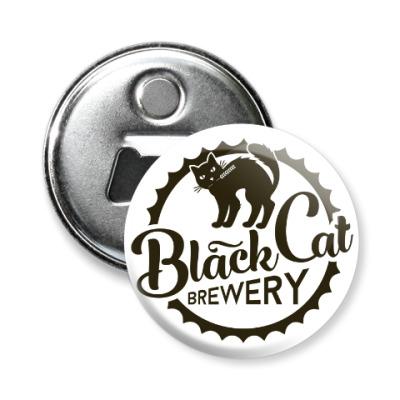 Магнит-открывашка Открывалка Blackcat