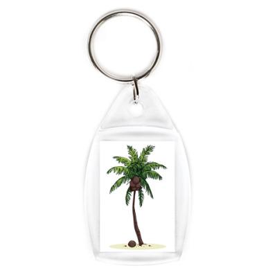 Брелок Кокосовая пальма