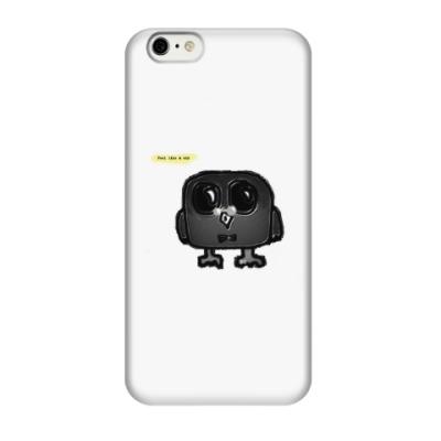Чехол для iPhone 6/6s Мистер Сова