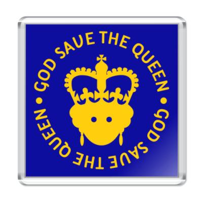 Магнит  Королева Елизавета II