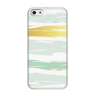 Чехол для iPhone 5/5s Линии