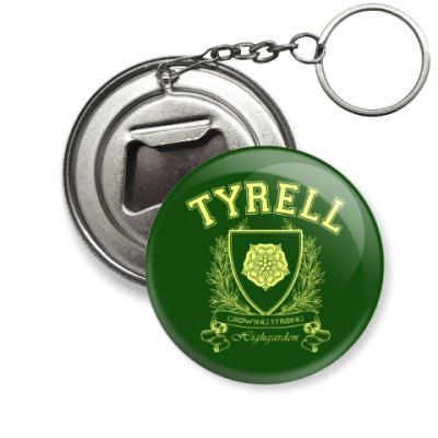 Брелок-открывашка House Tyrell