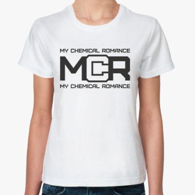 Женская футболка My Chemical Romance