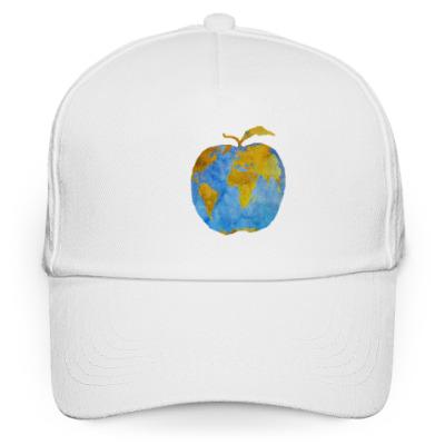 Кепка бейсболка Apple Earth