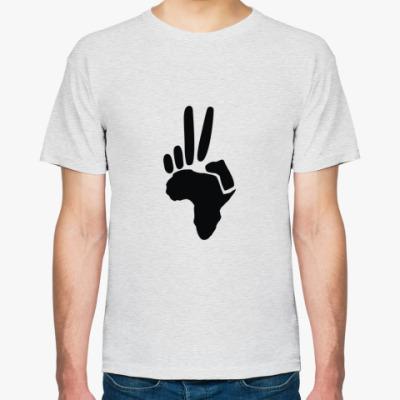 Футболка Peace (Африка)