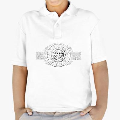 Детская рубашка поло Русь, Россия