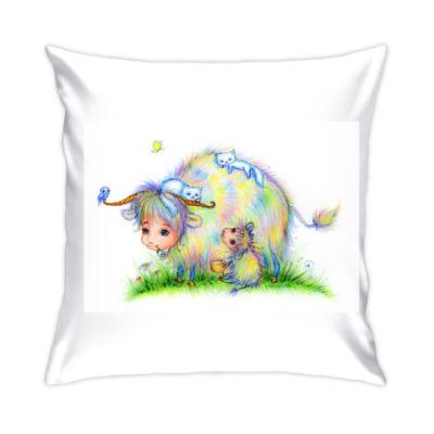 Подушка Яшенька