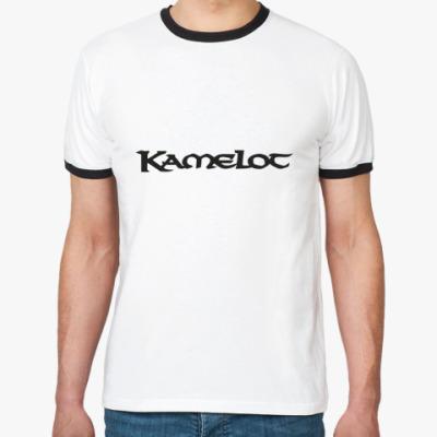 Футболка Ringer-T kamelot