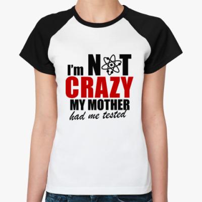 Женская футболка реглан Big Bang Style