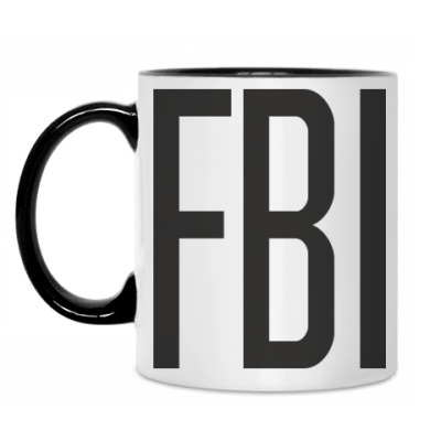 Кружка FBI (ФБР)
