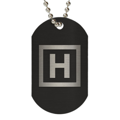 Жетон dog-tag House MD
